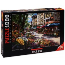 Anatolian  1000  - Flower Shop in Paris, Sam Park