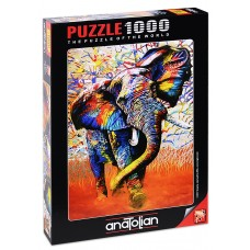 Anatolian  1000  - Colors from Africa
